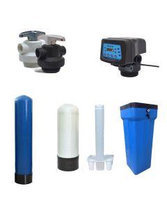 Serbatoi ed accessori per filtrazione acqua