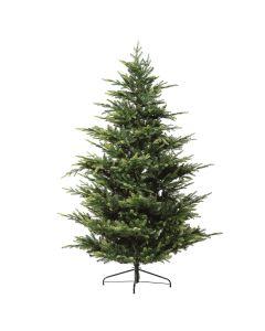 Albero di Natale Francoforte h 210 cm Verde