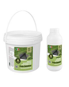 Colla Poliuretanica Bicomponente per Prato Sintetico parquet erba