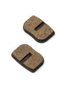 Pastiglie Freno Minimoto  Minicross Quad 2 tempi MTB Tipo C Coppia