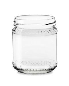 Vaso Miele 780ml in Vetro diam.82 ideale per la conservazione del miele 6 pz
