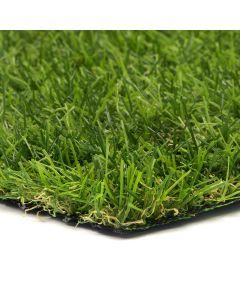 Prato sintetico 20mm finta erba tappeto manto giardino 4 sfumature colore 1x5mt
