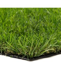 Prato sintetico 30mm finta erba tappeto manto giardino 4 sfumature colore 1x10