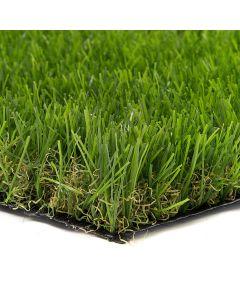 Prato sintetico 40mm finta erba tappeto manto giardino 4 sfumature colore 2x5
