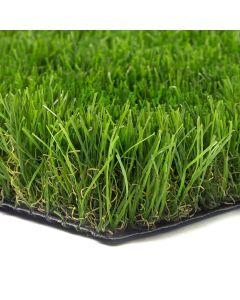 Prato sintetico 50mm finta erba tappeto manto giardino 4 sfumature colore 2x10