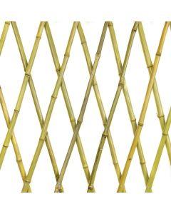 Traliccio in Bamboo Naturale grigliato estensibile per piante e fiori