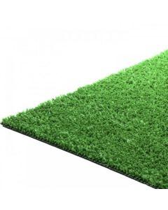 Prato sintetico 7mm calpestabile finta erba tappeto manto giardino esterno STI 1x10mt